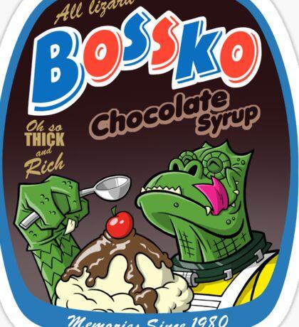 BOSSKO Sticker