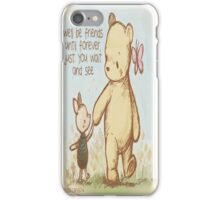 Best Friends Foreve iPhone Case/Skin