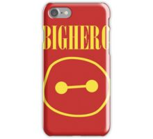 Big Hero Band iPhone Case/Skin
