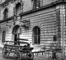 Victorian Precinct by Cornelia Schulz