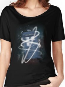 Time and Relative Dimension in Space Women's Relaxed Fit T-Shirt