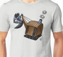 Stanley Steamshovel Unisex T-Shirt