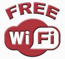 FREE WI FI by Tony  Bazidlo