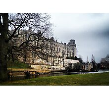 Warrick Castle UK Photographic Print