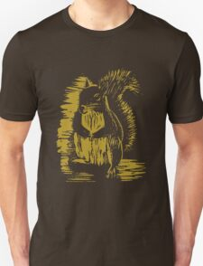 Gold Squirrel T-Shirt