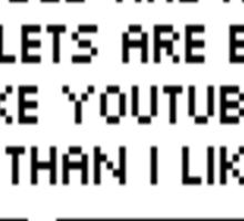 Youtubers Sticker