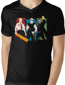 Blood and Ice Cream  Mens V-Neck T-Shirt