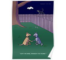 Dog Deals Poster