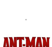 Ant-Man by Grinalass