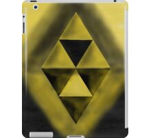 The Dark and Light Triforce iPad Case/Skin
