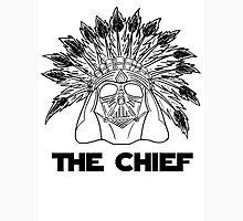 The Cheif Men's Baseball ¾ T-Shirt