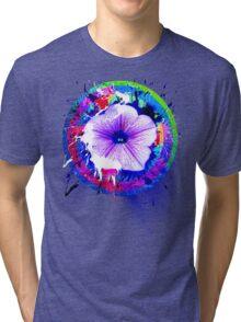 project Flower Tri-blend T-Shirt
