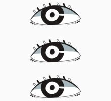 Eye Stack by warmcyanide