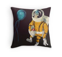 The history of scientific discoverys Throw Pillow
