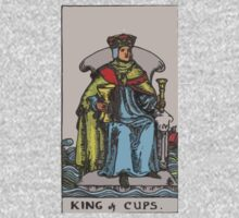 Tarot- King of Cups by cadellin