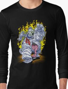 BURNING MAN Long Sleeve T-Shirt
