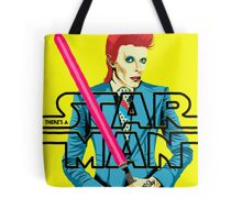 There's a Starman Tote Bag