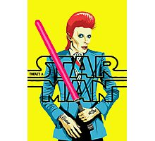 There's a Starman Photographic Print