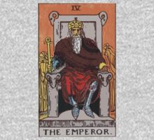Tarot- The Emperor by cadellin
