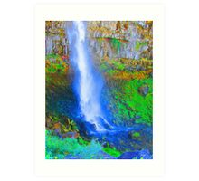 """Snake River Canyon Falls"" by Carter L. Shepard Art Print"