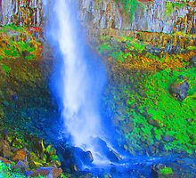 """Snake River Canyon Falls"" by Carter L. Shepard by echoesofheaven"