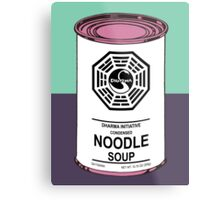 Dharma Noodle Soup Metal Print