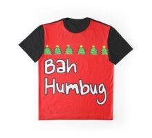 CHRISTMAS BAH HUMBUG Graphic T-Shirt