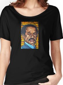 George Jefferson  Women's Relaxed Fit T-Shirt