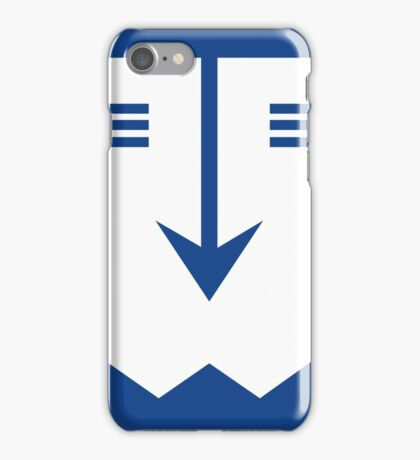 Star Blazers Sandor uniform iPhone Case/Skin