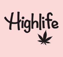 Highlife Shirt (Dark) by TheMagicLamp