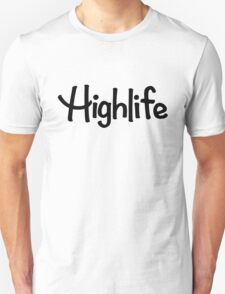 Highlife Shirt (Dark) (Leafless Version) T-Shirt