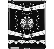 sketchy skull iPad Case/Skin