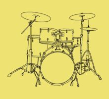Drum Kit by Bundjum