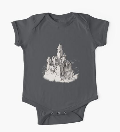 Castle One Piece - Short Sleeve