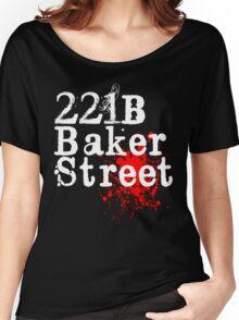 HOLMES, SHERLOCK  Women's Relaxed Fit T-Shirt