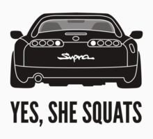 Yes, she squats - Supra by nicgfx