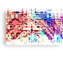 circuit recognition Canvas Print