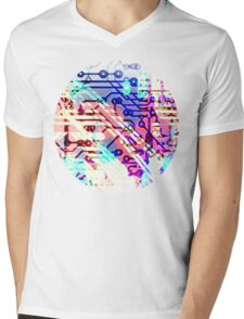 circuit recognition Mens V-Neck T-Shirt