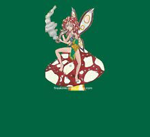Fire Fairy Womens Fitted T-Shirt