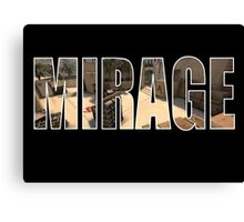 CSGO Mirage (A Site) Canvas Print