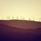 Wind Power by tmtphotography
