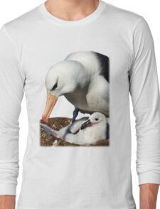 Black-browed Albatross, Falkland Islands Long Sleeve T-Shirt
