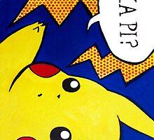 Pop Fusion - Pikachu by atelierMUSE