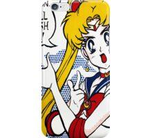 Pop Fusion - Sailor Moon iPhone Case/Skin