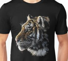 Tiger Sketch Unisex T-Shirt