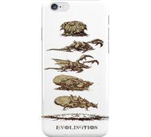 Evolution Zerg iPhone Case/Skin
