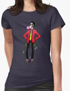 Lupin the Third Womens Fitted T-Shirt