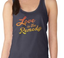 Love is the Remedy Women's Tank Top