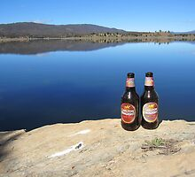 Beer by the Water by EJFry