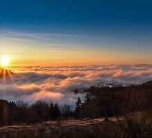 A Sea of Clouds by virginie24jb